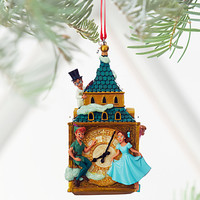 Peter Pan and Darling Children Sketchbook Ornament - Personalizable | Disney Store