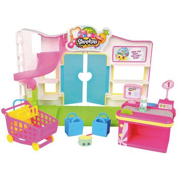 Shopkins Series 2 Small Mart Set