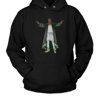 ONETOW Kanye West Yeezus Hoodie Two Sided