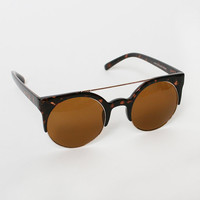 Deadstock Sunglasses - Strangers (Brown)