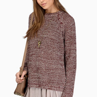 Cozy Past Times Sweater