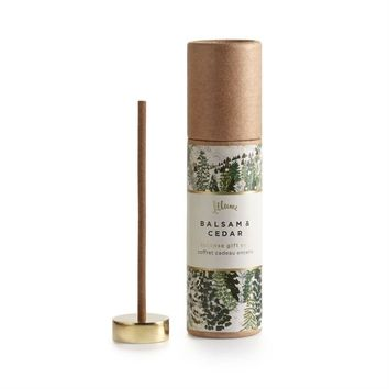Balsam and Cedar Incense