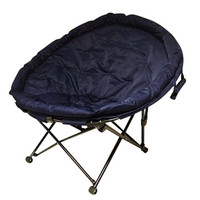 Oversized College Chair - Dark Blue Dorm Seating College Supplies Dorm Stuff Dorm Lounge Chairs