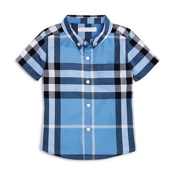 Burberry Infant Boys' Fred Button Down Shirt