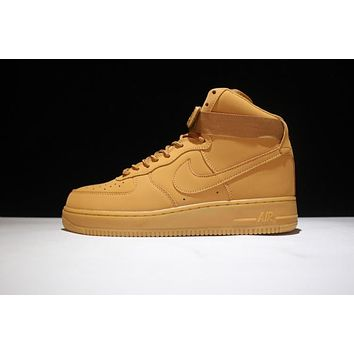 Originals Nike Air Force One 1 High Mid '07 LV8 FLAX 806403-200