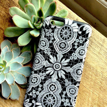 iPhone 6 Case | Lace iPhone 5c Case | iPhone 5S Case | 5C Case, 4S Case | Lace iPhone 6 Case