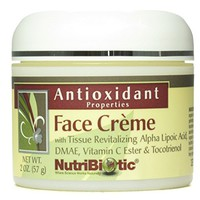 Nutribiotic Antioxidant Face Creme, 2 Ounce