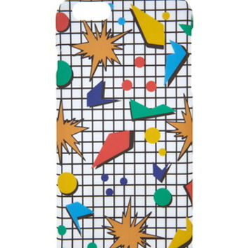 Geo Grid Phone Case