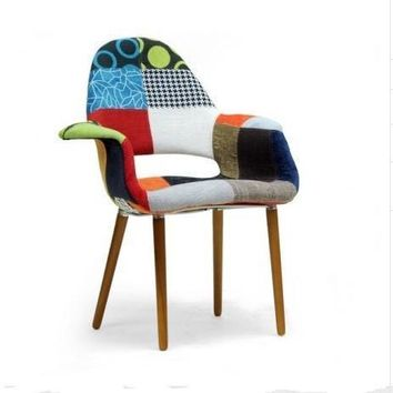Morza Chair  S/2 | Patchwork