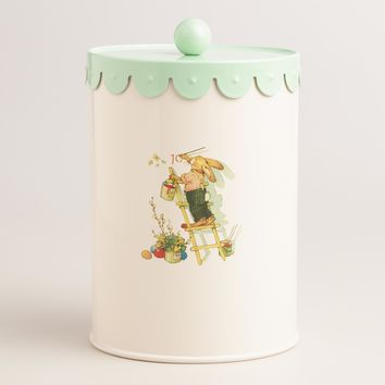 Nestler Bunny Scalloped Container