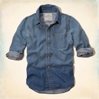 Shaw's Cove Denim Shirt