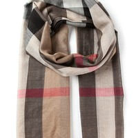 Burberry Brit 'House Check' scarf