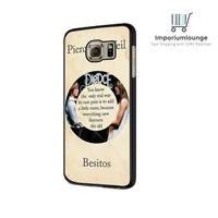Pierce The Veil Song Lyrics Band For Samsung Galaxy S6| S6 Edge Case