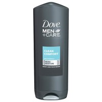 DOVE MEN + CARE CLEAN COMFORT BODY WASH