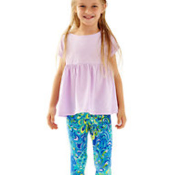 Girls Maia Printed Leggings - Lilly Pulitzer