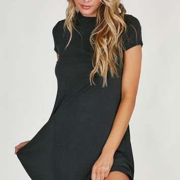 Around Town Swing Dress