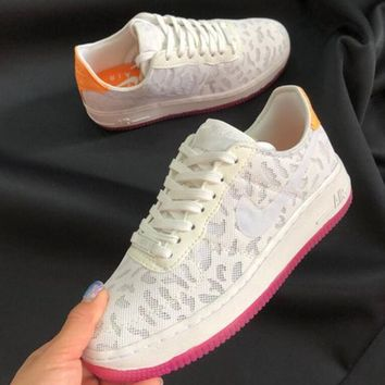 NIKE WMNS AIR FORCE 1 Women air force one jelly white casual shoes