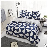 2016 New Arrival Bedding Set Bed Sheet Duvet Cover For King Size Bedding Home Textiles Bedding Room Decor Drap De Lit
