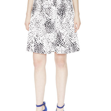 Dalmatian Pleat Skirt