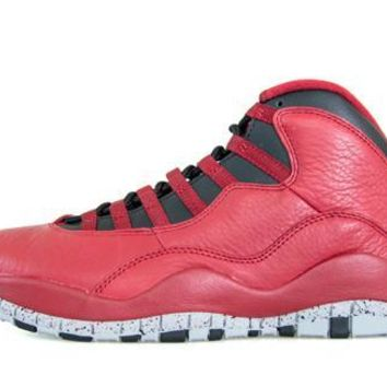 Best Deal Air Jordan 10 Bulls Over Broadway