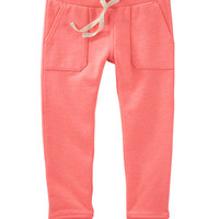Neon French Terry Joggers