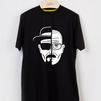 breaking bad two face T-shirt Men, Women and Youth