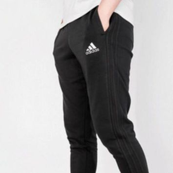 ONETOW Adidas Men Casual Pants Sweatpants