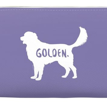 Golden Retriever Accessory Pouch