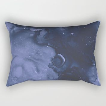 Sleep Tight Rectangular Pillow by duckyb