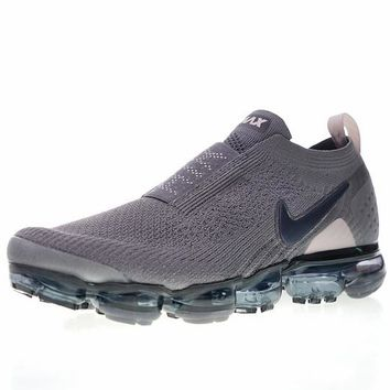 "Nike Air VaporMax Moc 2 Running Shoes Sneaker ""Dark Grey"" AJ6599-003"