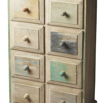 Keller Painted Wood 8 Drawer Chest by Butler Specialty Company 1891290