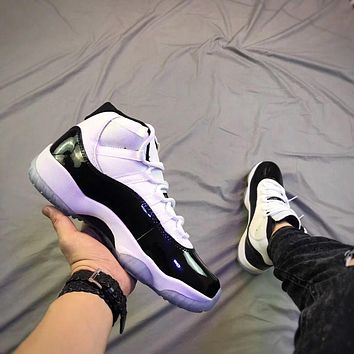 Air Jordan 11 Retro Concord 45 Basketball Shoe | Best Deal Online