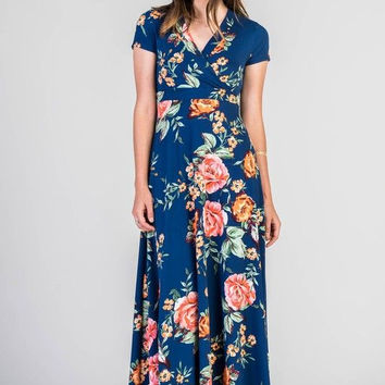 Brightly Beautiful Maxi Dress