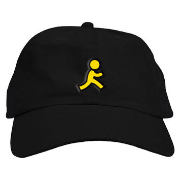 AOL Dad Hat