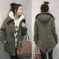 Cotton Winter Jacket [9052433420]