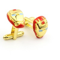 Men's Cufflinks Jewelry iron Gift