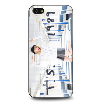 taylor swift 1989 iPhone 5 | 5S Case