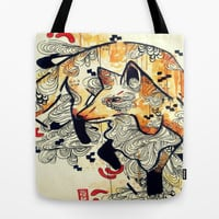 The Guiding Ones Tote Bag by Princess M