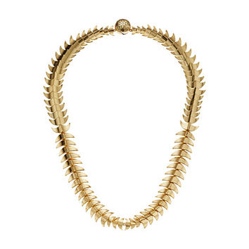 House of Harlow 1960 Dorado Link Necklace