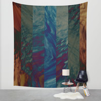 Martian Skies Wall Tapestry by DuckyB (Brandi)