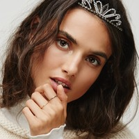 Free People Pretty in Punk Tiara