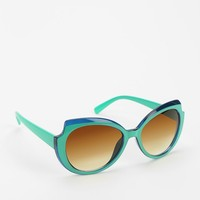 Niche Round Sunglasses - Urban Outfitters