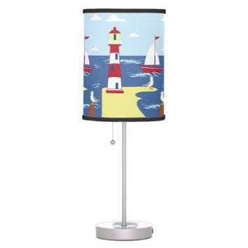 Sailing Dreams Table Lamp