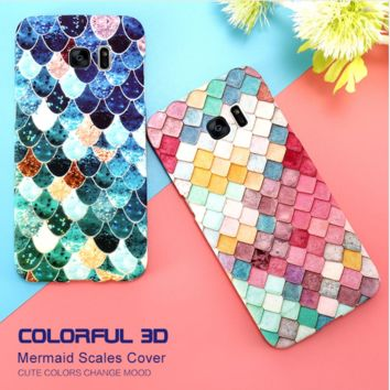 Mermaid Cases for Iphone and Galaxy