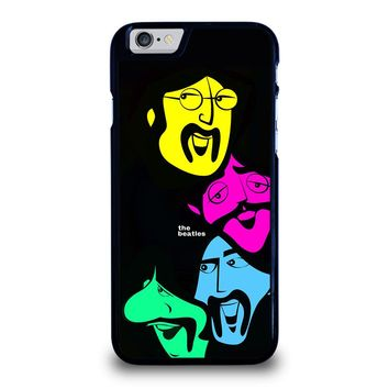 THE BEATLES DESIGN POSTER iPhone 6 / 6S Case