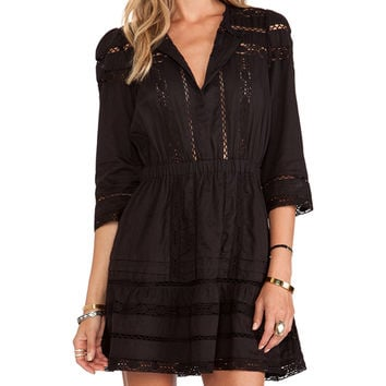 Tularosa Payton Dress in Black