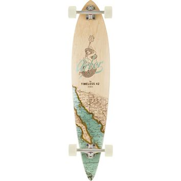 Timeless Groundswell Longboard