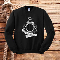 Harry Potter and the Deathly Hallows sweater unisex adults
