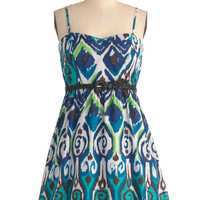 Seashore Swirl Dress | Mod Retro Vintage Dresses | ModCloth.com