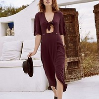 Endless Summer Womens Making You Jealous Dress